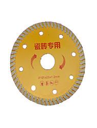 Sägeblatt, Schneiden, Außendurchmesser: 105 (mm), Innendurchmesser: 20 (mm), Dicke: 1,2 (mm)
