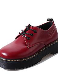Women's Shoes Spring / Fall / Winter Heels / Platform / Work & Safety / Basic Pump / Comfort Oxfords