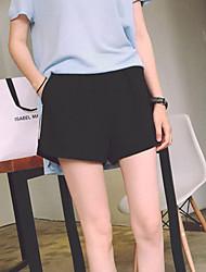 Damen Hose - Einfach / Niedlich Kurze Hose Andere Unelastisch