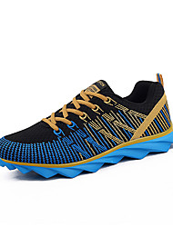 SM-1806 Running Shoes Men's Anti-Slip / Cushioning / Wearproof / Ultra Light (UL) Breathable Mesh Rubber Running/Jogging / Leisure Sports
