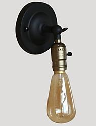 AC 100-240 40 E26/E27 Rustikal Korrektur Artikel Feature for Birne inklusive,Ambientelicht Wandleuchter Wandleuchte