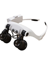OUJIN Can Change The Lens 15 Times 20 Times 25 Times 10 Times The Head To Wear Glasses To Repair Glasses