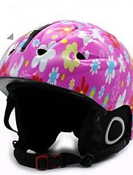 шлем Жен. / Муж. / Неприменимо Снег Спорт Шлем Регулируемый Спортивный шлем Другое Снег шлем НеприменимоПоликарбонат / Пенополистирол +