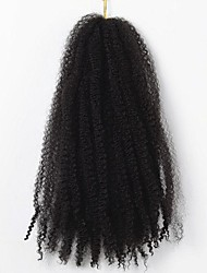 Afro Twist Braid Marley Braid 18Inch Crochet Braid Kanekalon Fiber