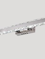 Illuminazione bagno-Moderno/contemporaneo- DIMetallo-Cristallo / LED
