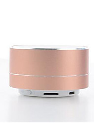 A10 Bluetooth Car Speaker, Aluminum Alloy, Mini  Speakers With Lights, Radio,Call Function,Card Can Be Inserted