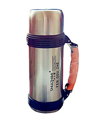 Travel Travel Mug / Cup / Water Bottle Travel Drink & Eat Ware Stainless Steel Rubber