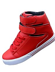 Young People's Shoes Libo New Style All Season Casual Comfort Sneakers  Black / Blue / Red / White
