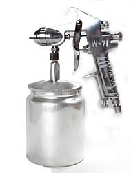 pot sob a fórmula (MPA) ferramentas pneumáticas W71 pintar pistola de 230 milímetros capacidade 1000ml185