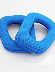 Foam ear pad cushion for Logitech G35 G930 G430 Blue