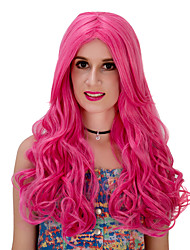 pink long wig.WIG LOLITA, Halloween Wig, color wig, fashion wig, natural wig, COSPLAY wig.