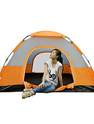 213*213*150CM Two Door Three Window Automatic Speed Open Tent Outdoor Camping Tents 1 Set