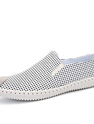 Autumn Fashhion Trend Men's Air Mesh Breathable Slip-on Casual Flat Shoes for Trip Party