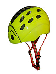 Kid's Sports Bike helmet 21 Vents Cycling Cycling / Skate Small: 51-55cm PC / EPS Yellow / Green / Red / Pink