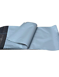 Thick Silver Courier Bags 28 40 * 10 Silk Garment Bags Pe Bags Wrapped In Waterproof Plastic Bags General Logistics
