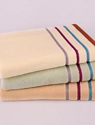 Badehandtuch-100% Baumwolle-gefärbter Garn-70*140cm