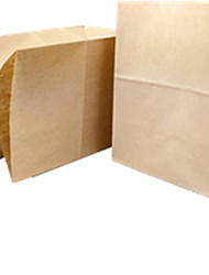 Yellow Color Other Material Packaging & Shipping Kraft Paper Bags A Pack of Five