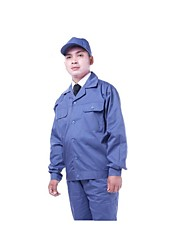 Protective Clothing Overalls Summer Clothing Factory Tooling Suit Short-Sleeve Protective Clothing