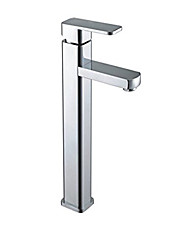 Tall Bathroom Sink Vessel Faucet Chrome Lavatory Faucets