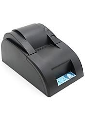 58 mm de ancho XBG-t58v impresora de papel térmico, la recepción cajero de pago impresora billetes pequeños