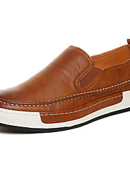 Skateboarding Shoes / Casual Shoes Men's Anti-Slip / Damping / Cushioning / Wearproof / Wearable Low-TopLeisure