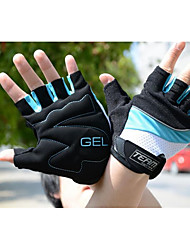 Men And Women Summer Half Finger Gloves Bike Riding Motorcycle