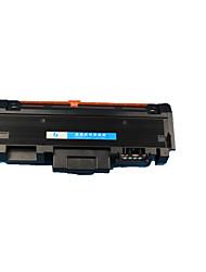 compatibles Samsung MLT-d116l cartucho m2826 m2675 nd m2625d fácil añadir edición polvo de páginas impresas 3000