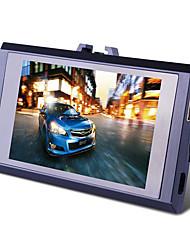 1080p HD видео широкий угол движения рекордер обнаружения транспортного средства