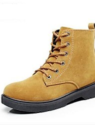 Women's Boots Winter Snow Boots Velvet Outdoor / Blue / Brown / Burgundy / Khaki Snow Boots / Others