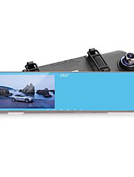 SAST S820 ciclo visão espelho retrovisor gravador de condução de lente dupla HD 1080p noite veículo gravação