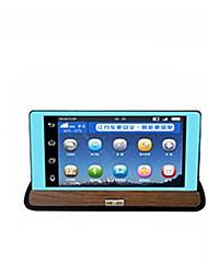 consola espelho de navegação nuvem 3G de voz hd Bluetooth retrovisor 7 polegadas 1080p cão eletrônico gravador de condução