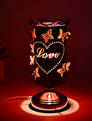 1pc papillon chasse vie douce lampe   genre de contact l'induction d'un cadeau lampe de chevet