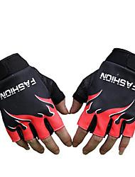 conditionnement physique tactique escalade en plein air des gants demi-doigts glissent des gants résistant moto