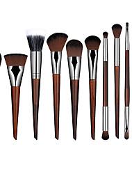 11Cepillo para Base / Otros Pinceles / Contour Brush / Sistemas de cepillo / Cepillo para Colorete / Pincel para Sombra de Ojos / Pincel