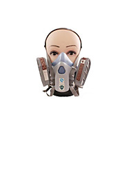 Self Suction Filtering Type Gas Mask