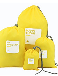 Unisex Nylon Casual Bag Sets