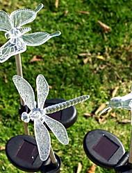 la decoración de la lámpara al aire libre Villa de paisaje jardín de aves
