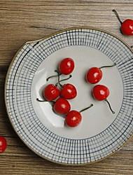 jingdezhen alimentos prato de 6,5 polegadas brotos de feijão prato