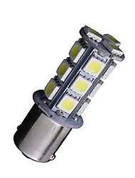 2 х белый 1156 BA15S 18-SMD 5050 Светодиодные лампы сигнала поворота резервного копирования наоборот
