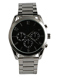 The New Luxury Genuine Fashion Steel Band Men's Watch