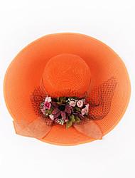 OUFULGA Summer Korean Version Big Hat Sunscreen Sun Hat Beach Cap