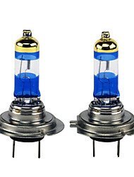 XENCN H7 12V 65W 4300K Gold Diamond Replacement UV Bulb Car Headlight Halogen Auto lamp