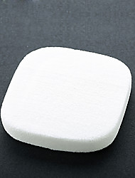 Beauty Artisan Others Natural Sponges 1 Quadrate 9cm*9cm*2cm Normal Black / White