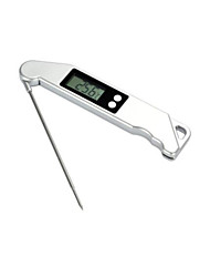 Folding Barbecue Electronic Thermometer(Measurement Range:-10℃~+200℃)