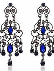 Others,Bijoux 1 paire Bohemia style Bleu Alliage Quotidien / Décontracté