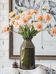 Hi-Q 1Pc Decorative Flowers Real For Wedding Home Table Decoration The Windmill Orchid Orchid Artificial Flowers