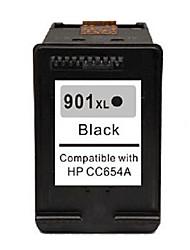 HP картриджи совместимые для струйных принтеров (901xl- черный)