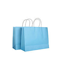 32*2511 Blue Gift Bag A Pack of Six