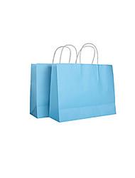 32*2511 Blue Gift Bag A Pack of Six