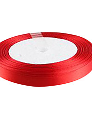 Red Color Other Material Packaging & Shipping Ribbon A Pack Of Three